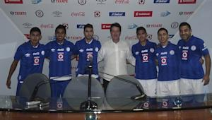 American Exports: Loanee Jose Villarreal notches first goal for Cruz Azul youth side