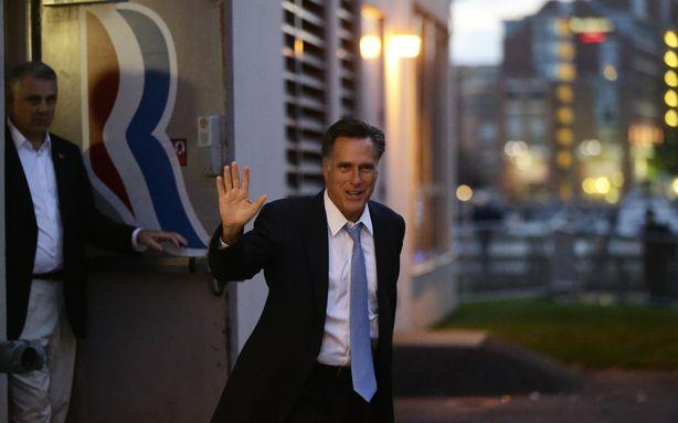 Romney's Semi-Pivot to Foreign Policy