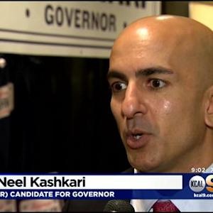 California Republican Party Convention Kicks Off In Los Angeles