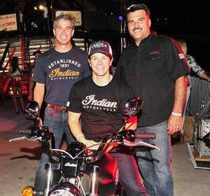 Indian Motorcycle Recaps a Night of Stars Under the Stars at Historic VIP Reveal of All-New 2015 Indian Scout