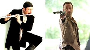 What's with 'The Walking Dead' and Jethro Tull?
