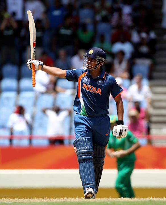 South Africa v India - ICC T20 World Cup