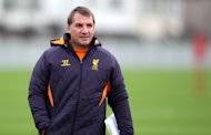 Liverpool manager Brendan Rodgers wants to qualify for the Champions League