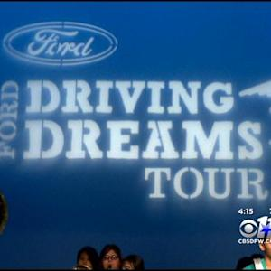 Ford's Driving Student Dreams