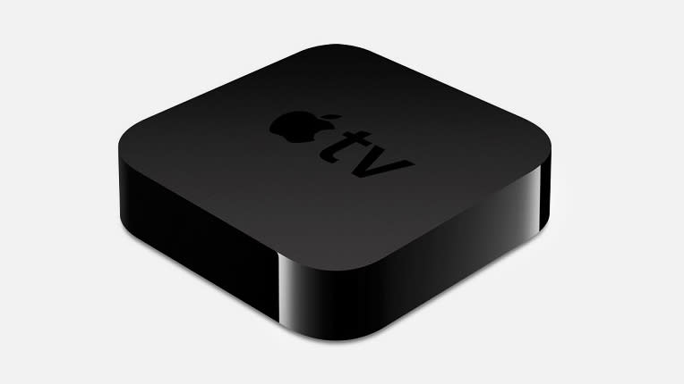 Apple TV Could Be Key to Apple's Connected-Home Plans