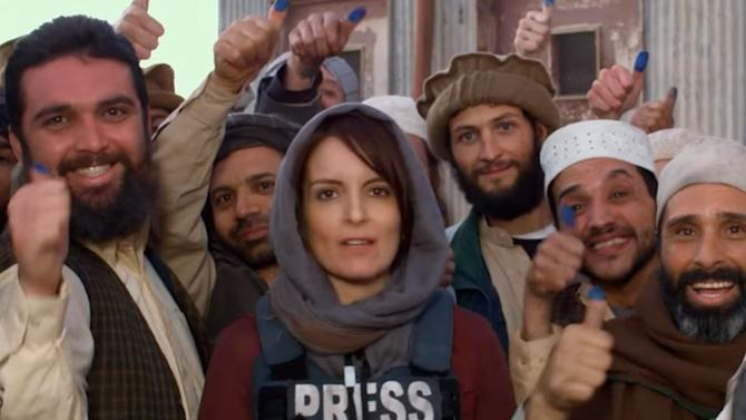 'Whiskey Tango Foxtrot' Trailer: Tina Fey Reporting From Afghanistan