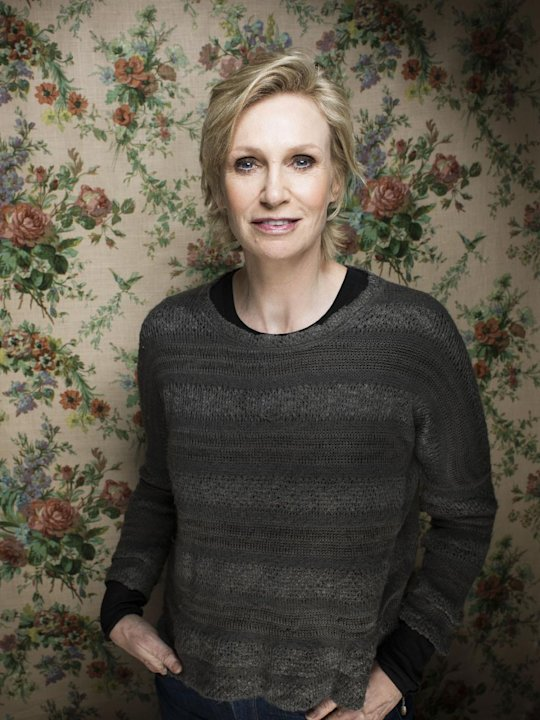 FILE - This Jan. 21, 2013 file photo shows actress Jane Lynch during the 2013 Sundance Film Festival at the Fender Music Lodge in Park City, Utah. Lynch said Wednesday, Feb. 20, she'll be replacing To