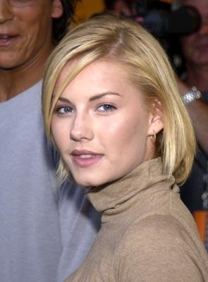 Elisha Cuthbert at the Hollywood premiere of Fox Searchlight's The Good Girl