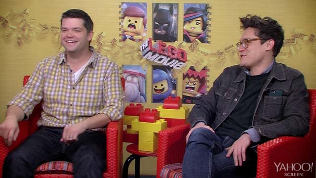 'The Lego Movie' Instant Commentary
