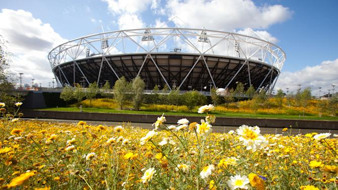 London Olympic Park to host 2013 rock concerts