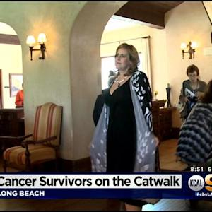 Cancer Survivors Hit The Catwalk In Long Beach