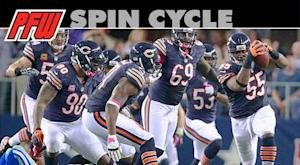 NFC North Spin cycle: Week Four