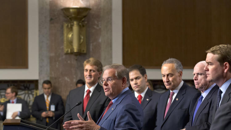 Judiciary Committee takes up immigration bill