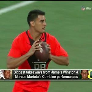 Major takeaways from Oregon quarterback Marcus Mariota vs Florida State quarterback Jameis Winston