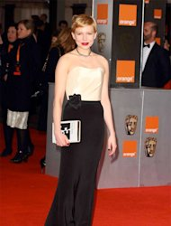 BAFTAs 2012, BAFTA fashion, BAFTA best dressed, BAFTA worst dressed, Edith Bowman, Viola Davis, Meryl Streep, Michele Williams, Penelope Cruz, Gillian Anderson, Bonnie Wright, Fearne Cotton, Melissa George, Christina Ricci, Christina Hendricks