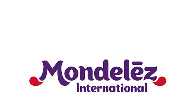 """FILE -This file image provided by Kraft Foods shows the logo for Kraft's new global snack food business, """"Mondelez"""". (AP Photo/Kraft Foods)"""