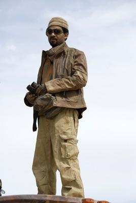 Mike Epps in Screen Gems' Resident Evil: Extinction