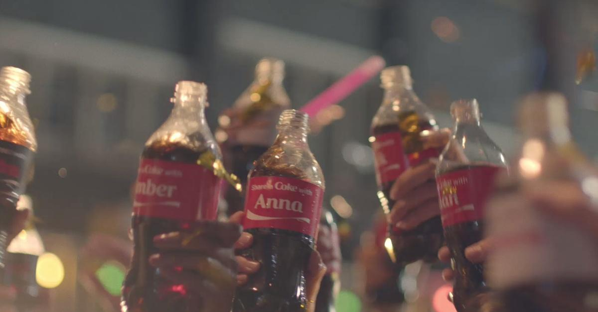 11 Share a Coke Videos From Around the World