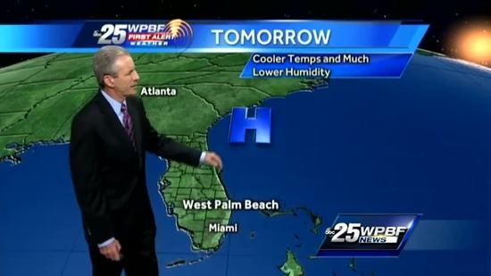 First Alert Evening Forecast: May 24,2013