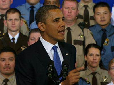 Obama: 'Weapons of War Have No Place on Streets'