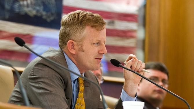Republican state Sen. Stacey Campfield