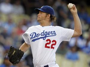Kershaw, Dodgers beat Cubs 3-1 with Kemp's HR
