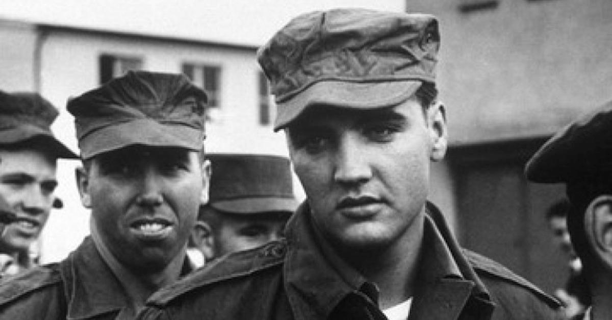 15 Stars that Served Their Country