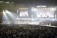 SM Town Live World Tour III
