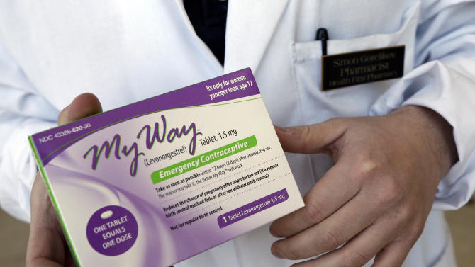 US government files morning-after pill appeal