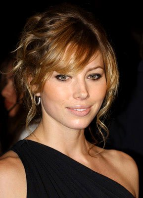 Jessica Biel at the Hollywood premiere of New Line Cinema's Blade: Trinity
