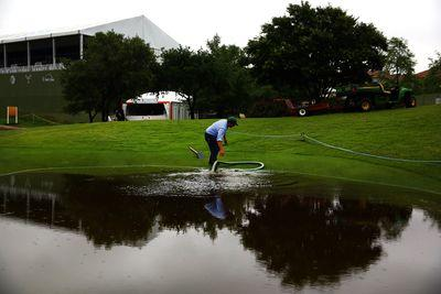 Flooded fairways force PGA Tour to set up wild 100-yard par-4 at Byron Nelson Classic