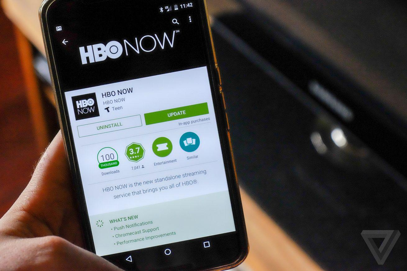 HBO Now has 'about 800,000 paying subscribers' 10 months after launch