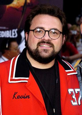 Premiere: Kevin Smith at the Hollywood premiere of Disney and Pixar's The Incredibles - 10/24/2004