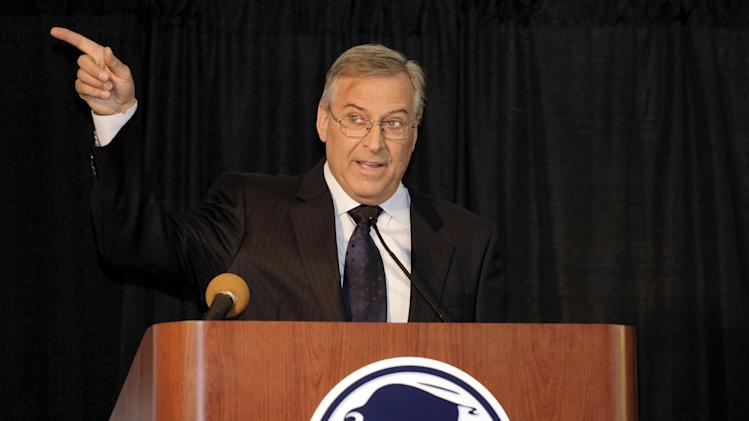 Terry Pegula favorite to buy Buffalo Bills; Bon Jovi group look…