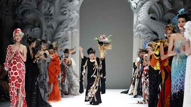 Japan Couture 2012 Singapore