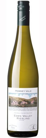 #56 91 Points Pewsey ValeRiesling Eden Valley Dry 2011, $18