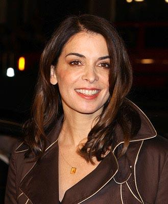 Annabella Sciorra at the LA premiere of Chasing Liberty