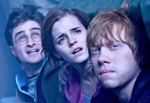 "Daniel Radcliffe, Emma Watson and Rupert Grint in 2011's ""Harry Potter and the Deathly Hallows: Part 2"" -- Warner Bros."