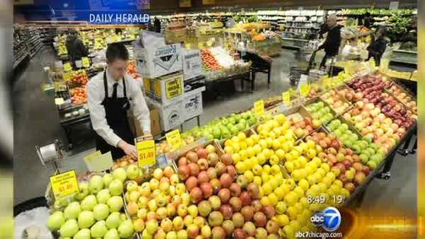 Daily Herald: Suburban Grocery Stores