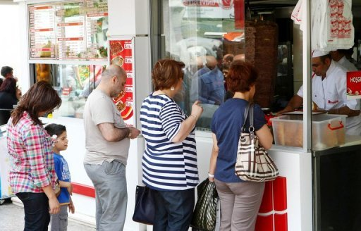 In Turkey, the number of people treated for diabetes has gone up 90 percent in 12 years