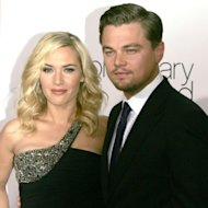 Titanic stars Kate Winslet and Leonardo DiCaprio