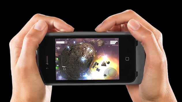 Canopy's touch-enabled 'Sensus' case pushes iPhone gaming to the next level