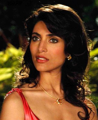 Caterina Murino as Solange in MGM/Columbia Pictures' Casino Royale