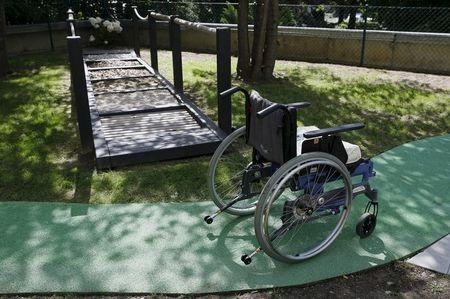 Wheelchair users more likely to die in car crashes