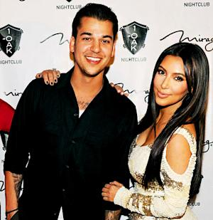 "Rob Kardashian Defends Kim Kardashian's Baby Name, North West: ""It Sounds Cool!"""