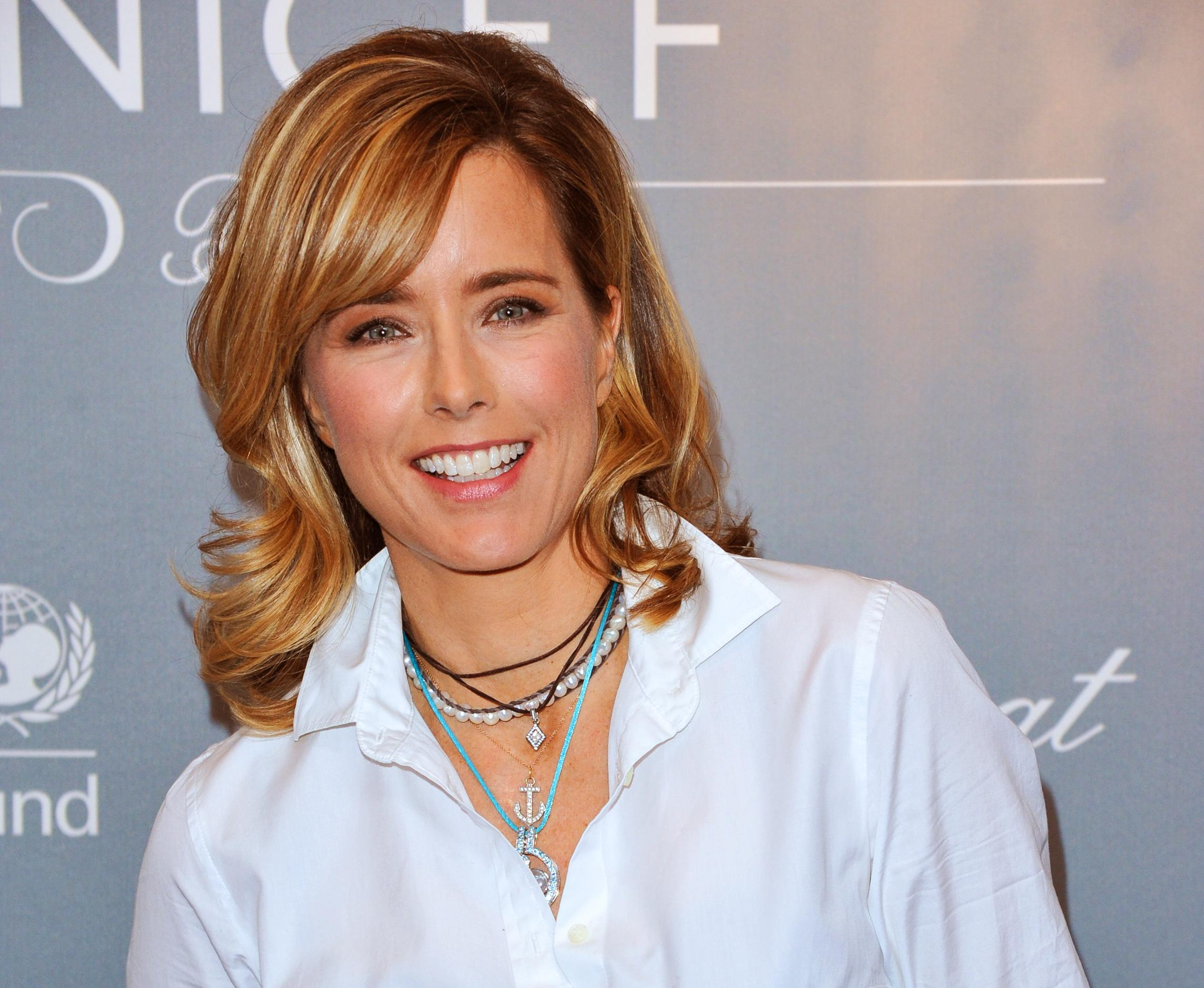 Tea Leoni in a happy state as star of 'Madam Secretary'