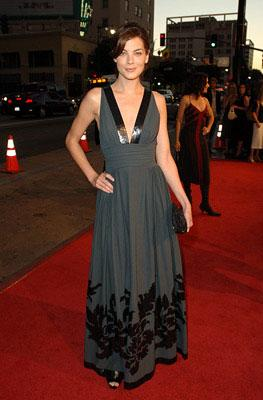 Michelle Monaghan at the LA premiere of Warner Bros. Pictures' North Country