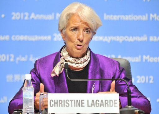 <p>International Monetary Fund chief Christine Lagarde lashed out Thursday at banks for resisting financial reforms, warning that delay in implementation could stall the global economic recovery.</p>
