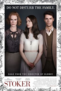 Poster of Stoker