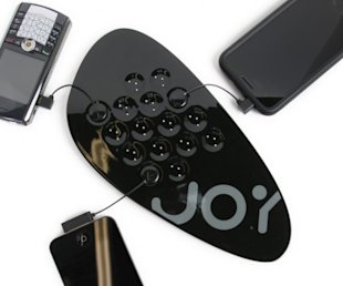 Joy Factory's Zip Touch-n-go multi-device charging station